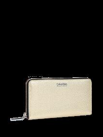 Calvin Klein Platinum女士长款钱包/票夹 UP0005 T9300