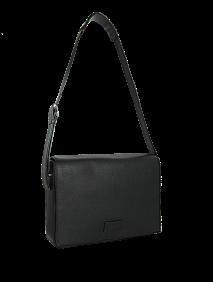 Calvin Klein Platinum 男士邮差包背提包 BH0065 T9600