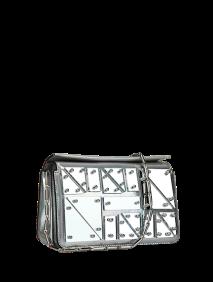 Calvin Klein Platinum 女士背提包 GH0066 T9400