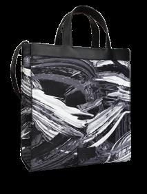 Calvin Klein Platinum 新款 男士背提包 BH0013 N2100