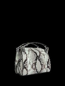 女士迷你水蛇纹手拎背提包 GH0170 E0300