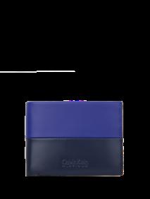 男士新款拼色短款钱包/票夹 BP0067 R2500