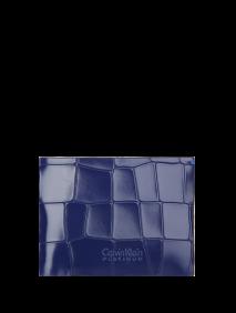 Calvin Klein Platinum 新款 男士短款钱包/票夹 BP0063 R2100