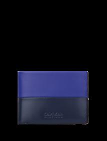 Calvin Klein Platinum 新款 男士短款钱包/票夹 BP0062 R2500