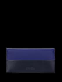 Calvin Klein Platinum 新款 男士长款钱包/票夹 BP0102 R2500