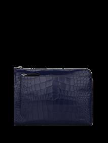 Calvin Klein Platinum 新款 男士手包 UP0135 R2100