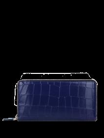 Calvin Klein Platinum 新款 男士长款钱包/票夹 BP0076 R2100