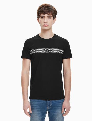 男士新款短袖圆领T恤 J312330