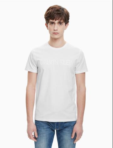 男士新款LOGO圆领短袖T恤 J312986