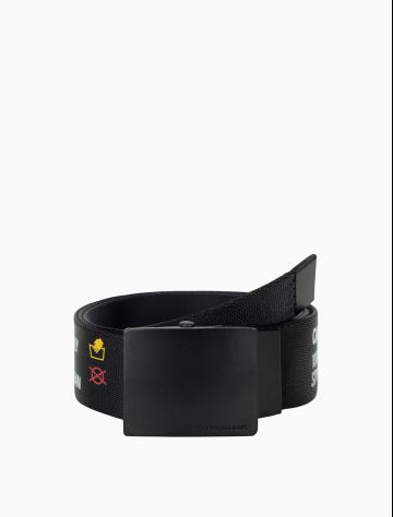 男士新款LOGO印花板扣腰带/皮带 HC0511K7600