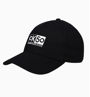 CK50男士新款Logo简约休闲棒球帽