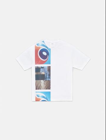 男士新款印花1978系列短袖T恤 J900115