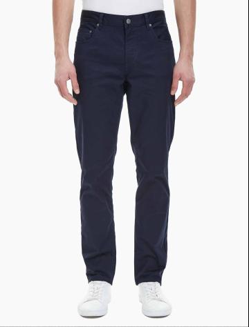 男士新款简约休闲裤 J311139