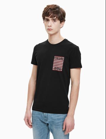 男士新款LOGO短袖T恤 J311325