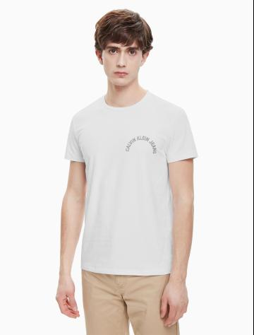 男士新款圆领短袖T恤 J312221