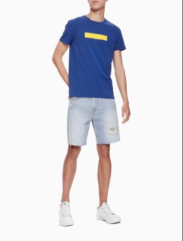 男士新款圆领短袖T恤 J312264