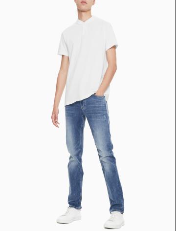 男士新款纯棉短袖T恤 J312252