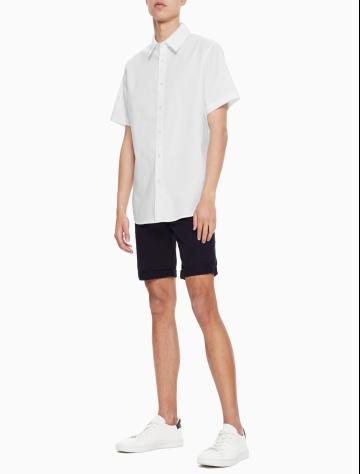 男士新款短袖衬衫 J312275