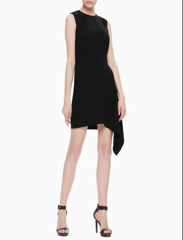 女士新款无袖连身裙 W54569T207