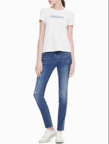 女士新款简约短袖T恤 J211340