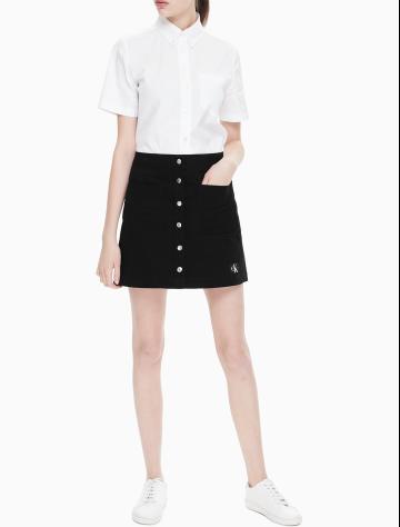 女士新款纯棉休闲短裙 J210373