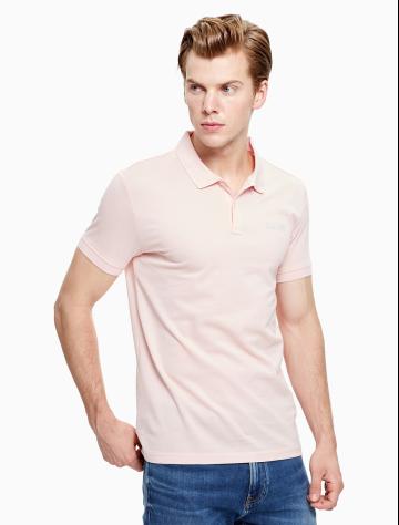 男士新款纯棉POLO衫短袖T恤 J311180