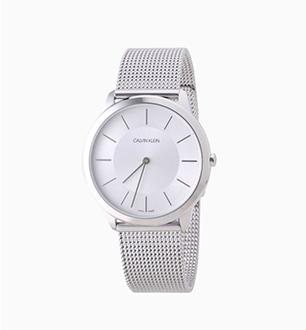 男士新款Minimal 简约系列石英手表