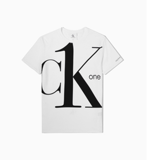 CK ONE系列 CALVIN KLEIN 男士圆领短袖撞色T恤